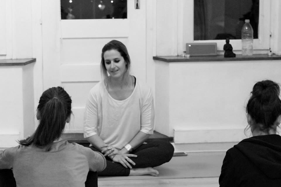 cours yoga pauline B
