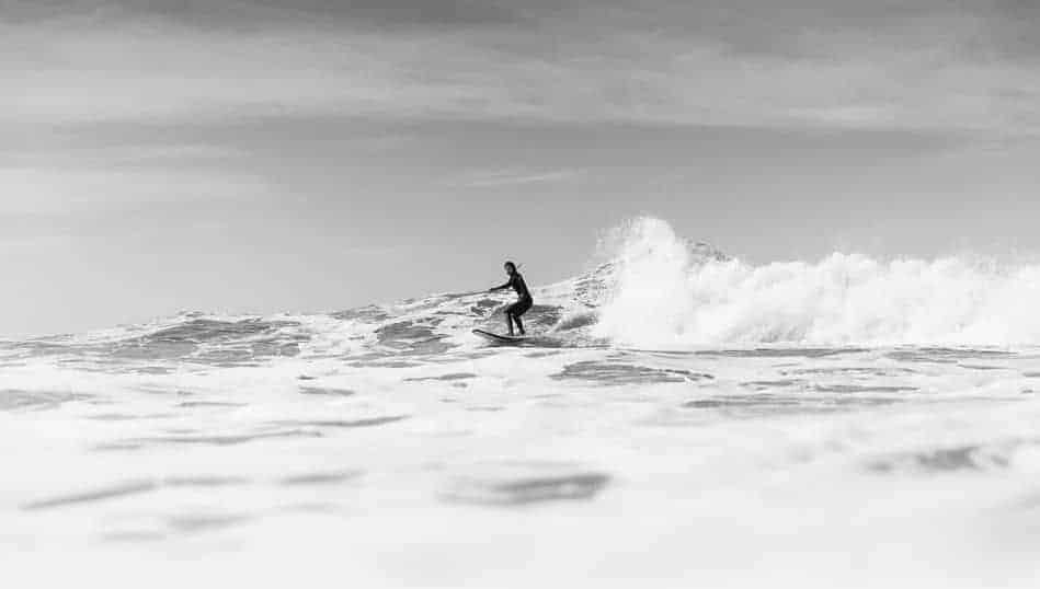 Le surf mon autre passion
