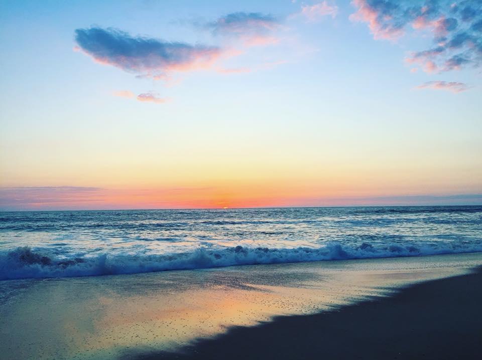 soleil couchant-seignosse-ocean-landes